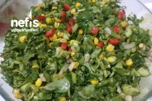 Semizotu Salatası (Bu Tarif Kaçmaz) Tarifi
