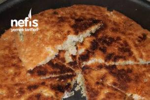 Tavada Peynirli Çörek Tarifi