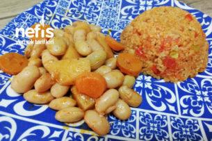 Havuçlu-Patatesli Barbunya Tarifi