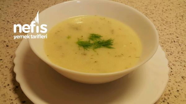 Küp Patates Çorbası