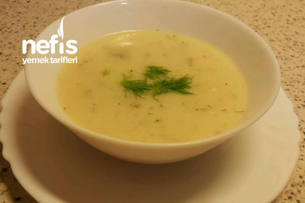 Küp Patates Çorbası Tarifi