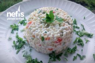 Kuskus Salatası Tarifi