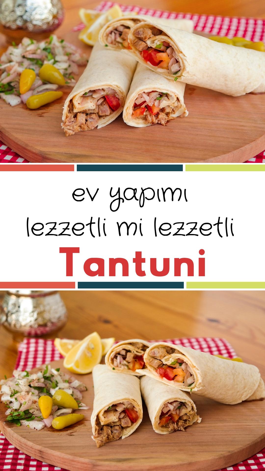 Tantuni Tarifi Videosu