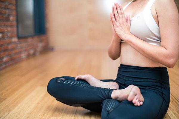 nefes egzersizleri ile rahatlama