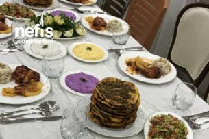 Aile Yemeğimiz Tarifi