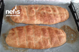 Çavdar Ekmeği (Mutlaka Deneyin) Tarifi