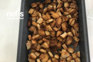 Çorbalar İçin Kızarmış Ekmek Tarifi