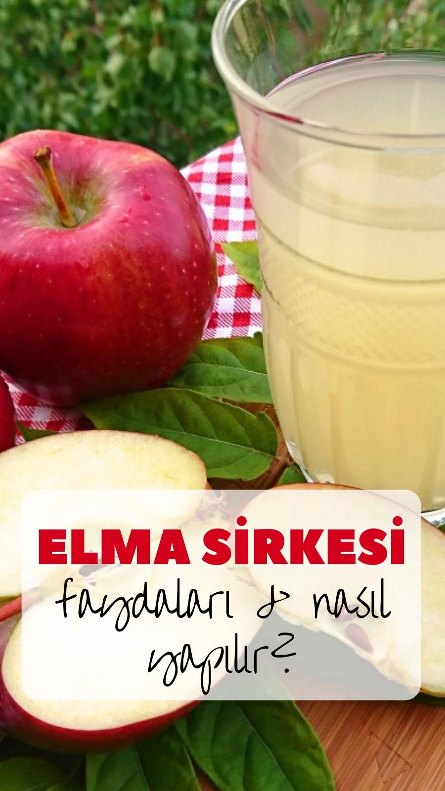 Elma Sirkesi Nasıl İçilir