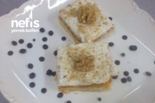Kabaklı Pasta Tarifi