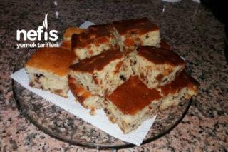 Kuru İncir Ve Damla Çikolatalı Kek Tarifi