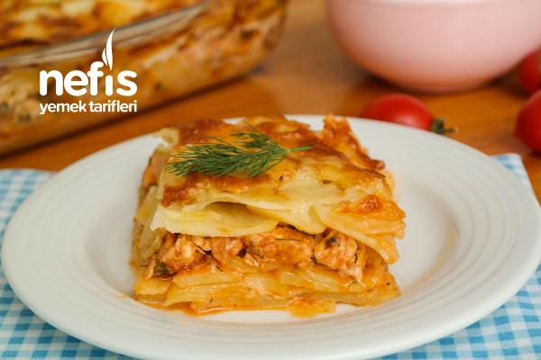 Patates Lazanya (videolu) Tarifi