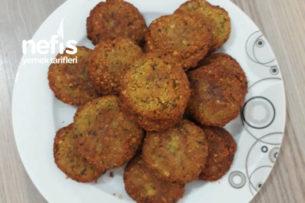 Nohut Köfte (Falafel) Tarifi