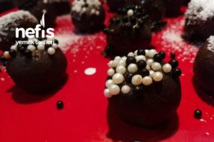 Nefis 3 Dakikada Hazır Çikolata Topları Tarifi