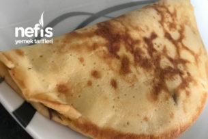 Nutellalı Omlet Tarifi