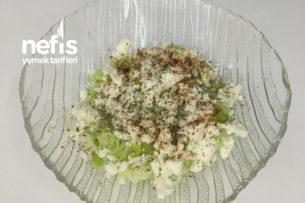 Pırasa Salatası Tarifi
