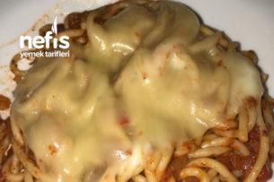 Soslu Spaghetti Tarifi