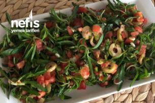Zahter (Dağ Kekiği) Salatası Tarifi