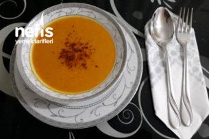 Zerdeçallı Mercimek Çorbası 16-18 Kişilik Tarifi