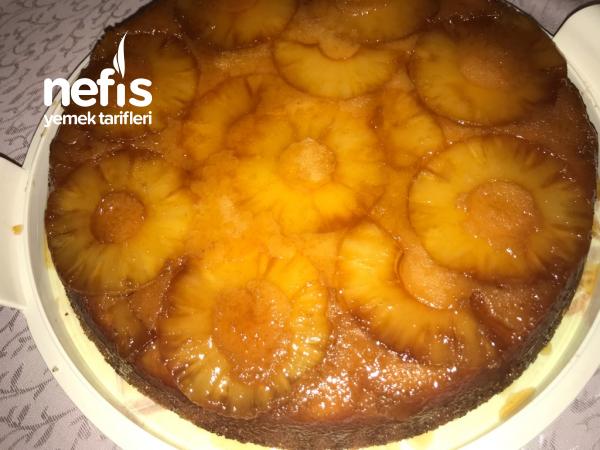 Ananaslı Ters Kek