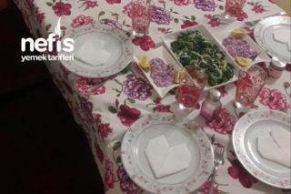 Balık Masası Tarifi