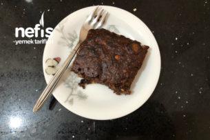 Brownie (Unsuz Şekersiz) Tarifi