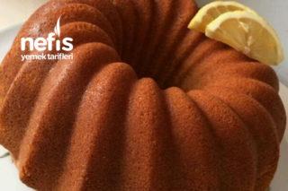 Mis Gibi Kokan Sütsüz Limonlu Kek Tarifi