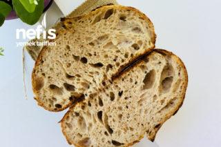 Çavdarlı Ekşi Mayalı Ekmek Tarifi