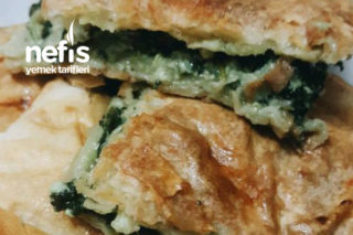 Dünyanın En Muhteşem Ispanaklı Böreği Tarifi