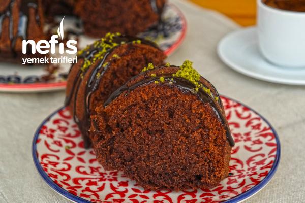 Türk Kahvesi ile Yumuşacık Kek Yapımı (videolu) Tarifi