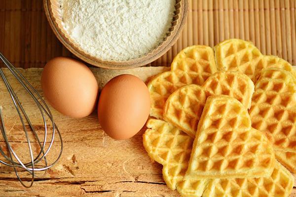 waffle kaç kalori
