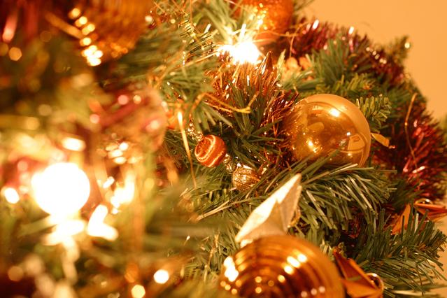 yılbaşı ağacı ışıkları