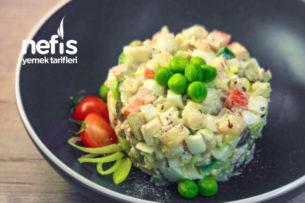 Klasik Rus Salatası Tarifi