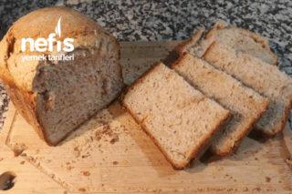 Makinede Tam Buğdaylı Ekşi Mayalı Ekmek Tarifi