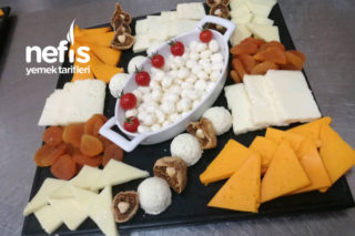 Peynir Tabağı Tarifi