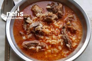 Beyran Çorbası (Gaziantep) Tarifi