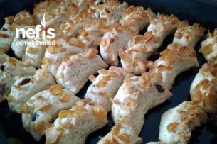 Çıngıraklı Çörek (Pastane Tarifi)