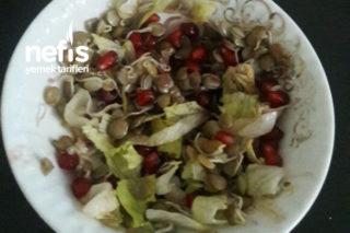 Filizli Salata Tarifi