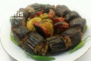 Gaziantep Usulü Patlıcan Kebabı Tarifi