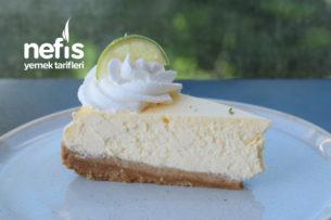 Limonlu Cheesecake Tarifi ( Gr Ve Bardak/kaşık Ölçülü )