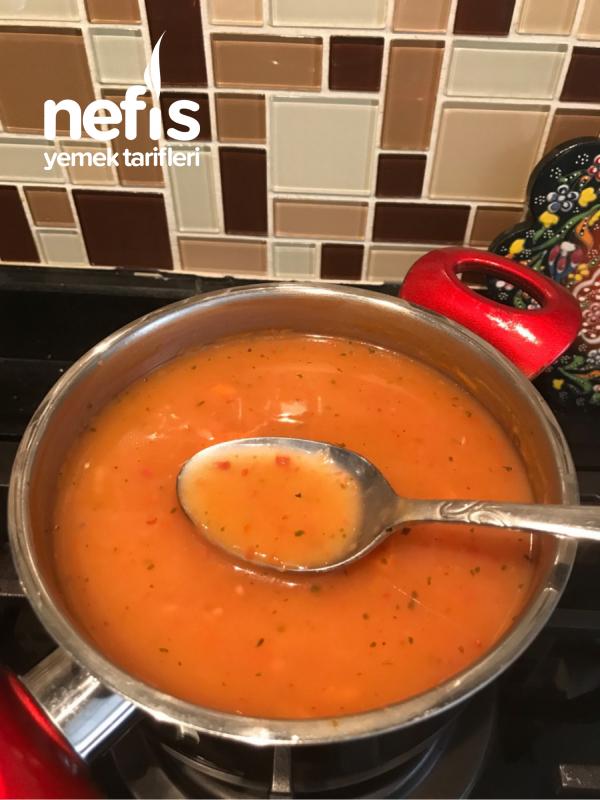 Tarhana Çorbası( Bir De Böyle Deneyin)