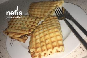 Tost Makinesinde Harika Waffle Tarifi