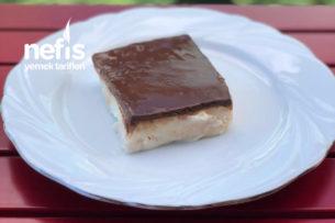 Çikolatalı Muhallebi ( Tavuk Göğüsü Tadında ) Tarifi