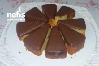 Çikolatalı Dilim Pasta Tarifi