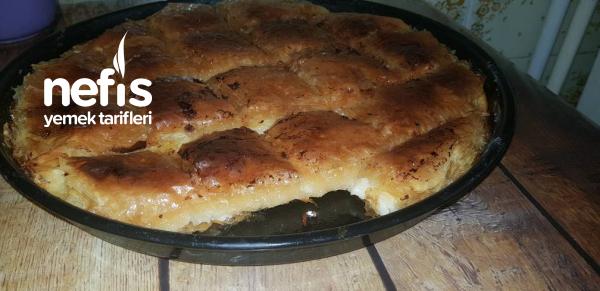 Kolay Ve Enfes Laz Böreği
