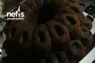 Muzlu Çikolatalı Islak Kek Tarifi