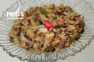 Pratik Köz Patlıcan Salatası Tarifi