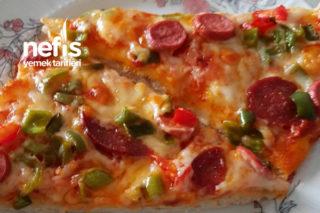Mayalı Pizzam Şip Şak Tarifi