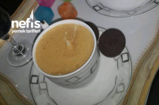 Pratik Ve Evde Cafe Hissi Uyandıran (Cappuccino) Tarifi