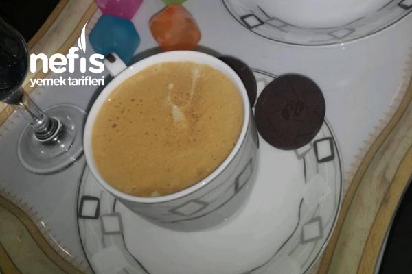 Pratik Ve Evde Cafe Hissi Uyandıran (Cappuccino)