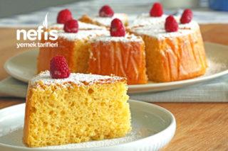 Yumuşacık Nemli Kek Yapımı (videolu) Tarifi